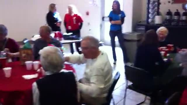 YMCA Seniors Fun