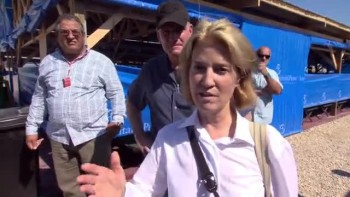 Pastor Franklin Graham Sarah Palin Visit Haiti