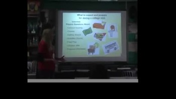 Hannah Stark's Informative Speech