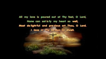 Thy Love, O Lord
