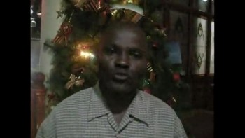 Christmas Greeting from Uganda