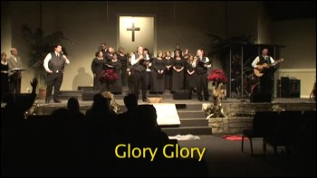Glory We Sing, Copyright 2010 Morris Howard