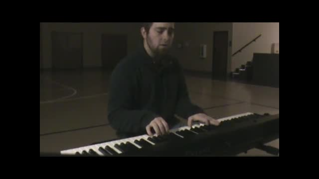 Rob Hilbun Singing Hallelujah by Jeff Buckley