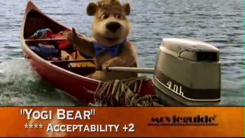 YOGI BEAR review