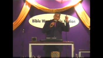 Clip 1 - Apostle T. Allen Stringer - ''The G-d of Deep Things''.mp4