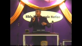 Clip 2 - Apostle T. Allen Stringer - ''The G-d of Deep Things''