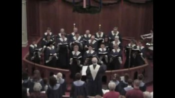 """Joy To The World"" arr Watts/Mason ELC Waynesboro, Pa. Cathedral Choir"