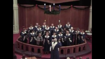 """The Redeemer Will Come"" arr David Angerman/Michael Barret ELC Waynesboro, Pa Cathedral Choir"