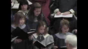"""See That Star"" arr Bert Stratton/Stan Pethel ELC Waynesboro, Pa. Chapel Choir"