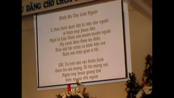 20101219 Christmas song