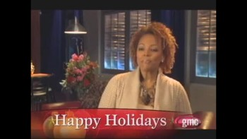 "gmc's ""Christmas Memories"" with Kim Fields"