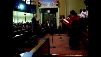 The St. Clair 'RockSteady' Choir sings 'Beautiful Star of Bethlehem'