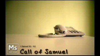 Call of Samuel - y2_w12