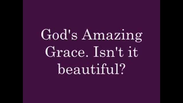 Hubert Lindsey Amazing Grace...