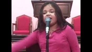 Cantemos los niños alabanzas a Cristo