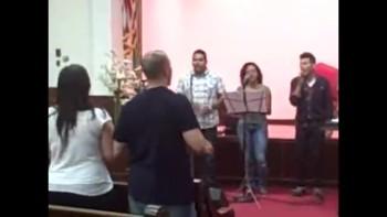 Evento de jovenes de la iglesia la Gracia
