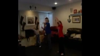 Just Dance Grandparents