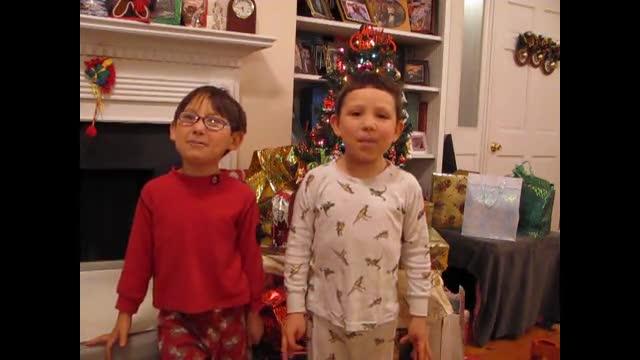 PRECIOUS Boys Sing To Jesus...