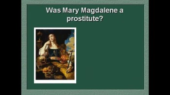 Bible Study - Mark 16:12 Mary Magdalen or Magdalene
