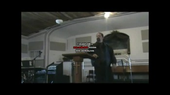 Palm Sunday, And The Crucifixion, Part 7 Of 9