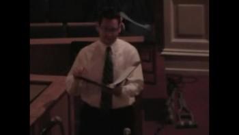 "Matthew Swope ""Ave Maria' - Gounod ELC Waynesboro, Pa"