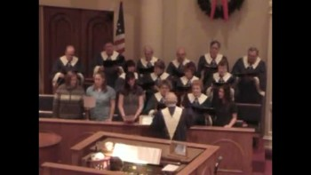 "Cathedral Choir ""In the Bleak Midwinter"" - Holst  ELC of Waynesboro, Pa"