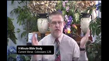 9 Minute Bible Study