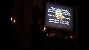 HIGHLIGHTS OF CHRISTMAS EVE AT THE FBC Part 5 - LIGHTING OF THE CANDLES