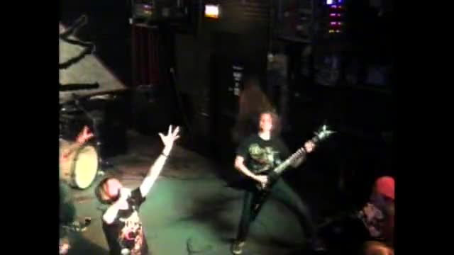 Every Knee Shall Bow, song: His Mercies Are Bountiful, Live at Vinos 12-18-10, Christian Metal