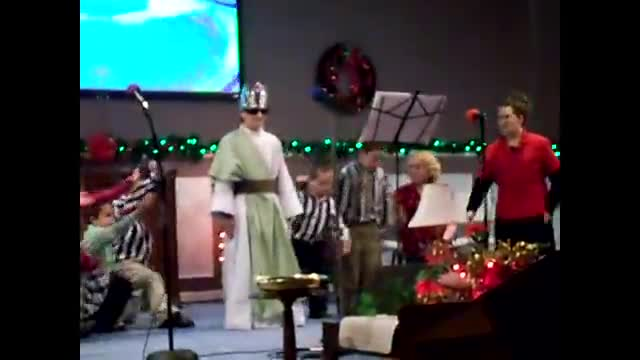 Deeper Life Assembly Christmas Video