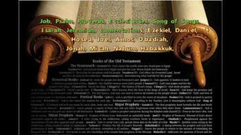 Books of the Old Testament