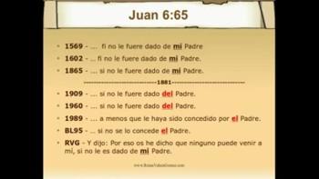 La Biblia - Clase 2