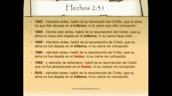 La Biblia - Clase 3