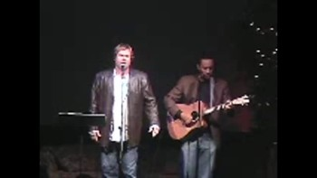 "Elvis Presley Blue Christmas""Sung by Terry Warren & Michael Ricks sings at the Christian Leadership Concepts"