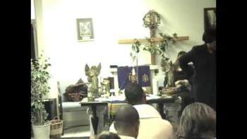 Pastor Carolyn Sun. Morn. 2010