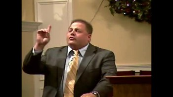Sun PM Preaching - 12-26-2010 -  Community Bible Baptist Church 1of2