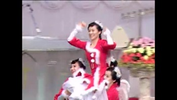 Jingle Bell Rock (Power Worship Dance Team / Manmin Central Church - Rev.Dr.Jaerock Lee)
