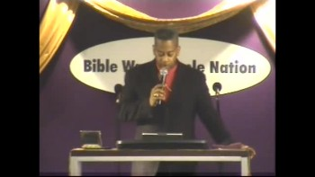 Clip 4 - Apostle T. Allen Stringer - ''Your Future Belongs To G-d''