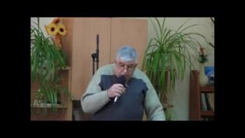 Пастор Фахри Тахиров - Защо трябва да вярваме в Господ Исус Христос