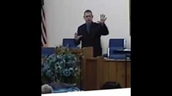 Preaching to Myself - Evangelist Curt Alford.wmv