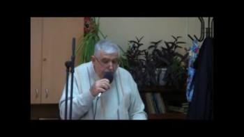 Пастор  Фахри  Тахиров  -  Кръстта  на  който  беше  разпнат  Господ  Исус  Христос