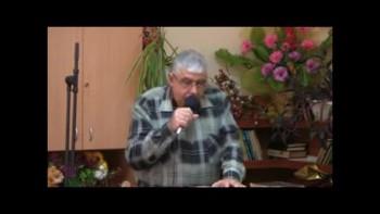 Пастор  Фахри  Тахиров  -  Борбата  между  Старият  Човек  и  Новото  Създание  в  нас