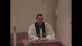 Sermon Pastor Dennis Beaver 12/05/2010 ELC of Waynesboro, Pa