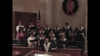 "ELC Cathedral Choir ""Rejoice Rejoice Ye People"" J.M. Martin"
