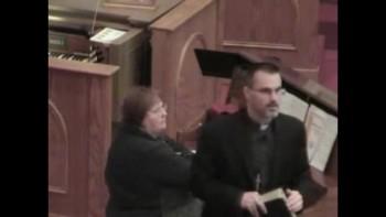 Sermon 12/19/2010 Pastor Dennis Beaver - ELC of Waynesboro, Pa