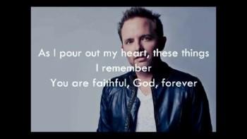 Chris Tomlin - I Lift My Hands Slideshow with Lyrics
