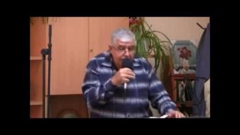 Пастор  Фахри  Тахиров  -  Не  всеки , който  казва ;  -  Господи , Господи...-  1  част