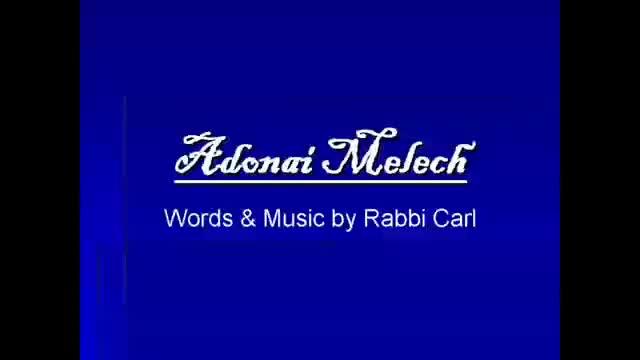 Adonai Melech