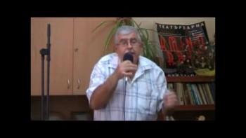 Пастор  Фахри  Тахиров  -  Праведният  чрез  вяра  ще  живее