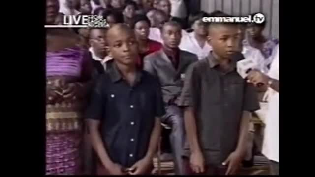 2 boys kidnapped and recovered by Gods Power TB Joshua